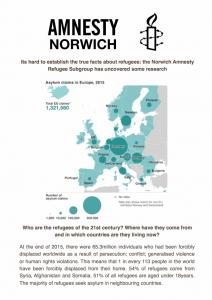 Norwich Amnesty Refugee - p1